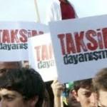 Et maintenant la place Taksim